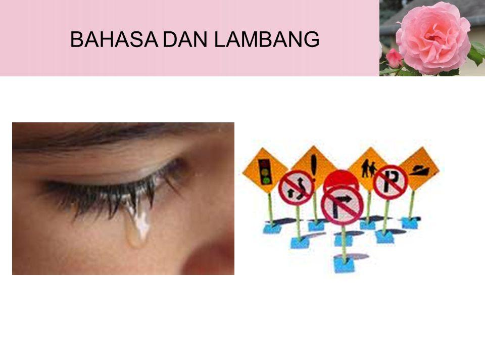 BAHASA DAN LAMBANG