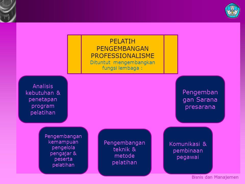 PENGEMBANGAN PROFESSIONALISME
