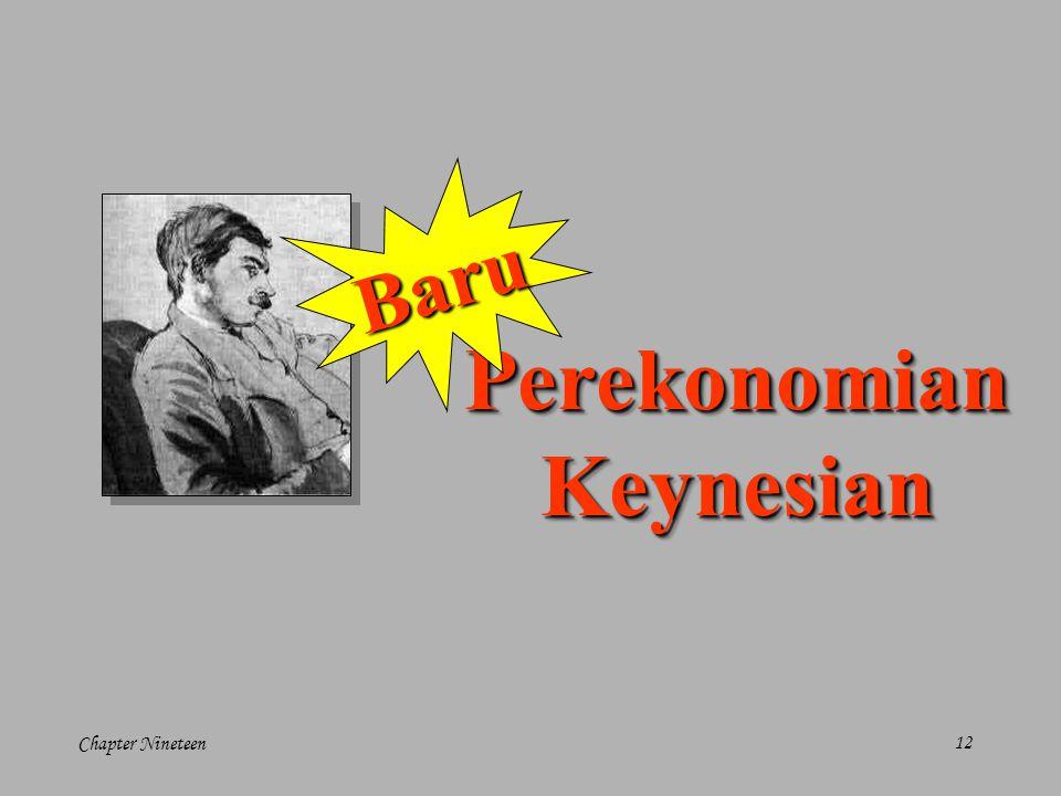Perekonomian Keynesian