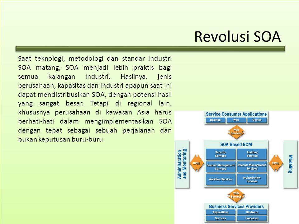 Revolusi SOA