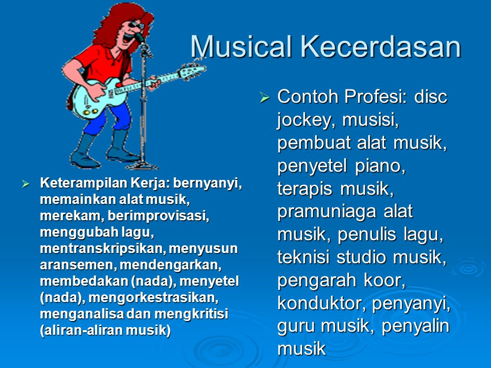 Musical Kecerdasan