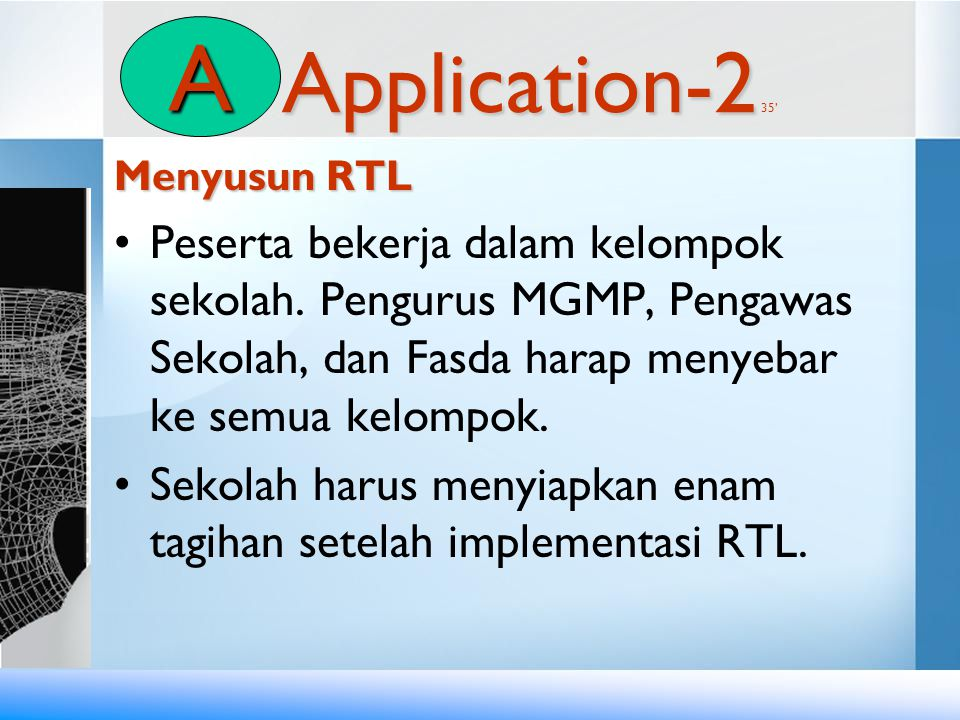 A Application-2 35' Menyusun RTL.