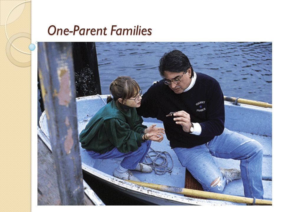 One-Parent Families