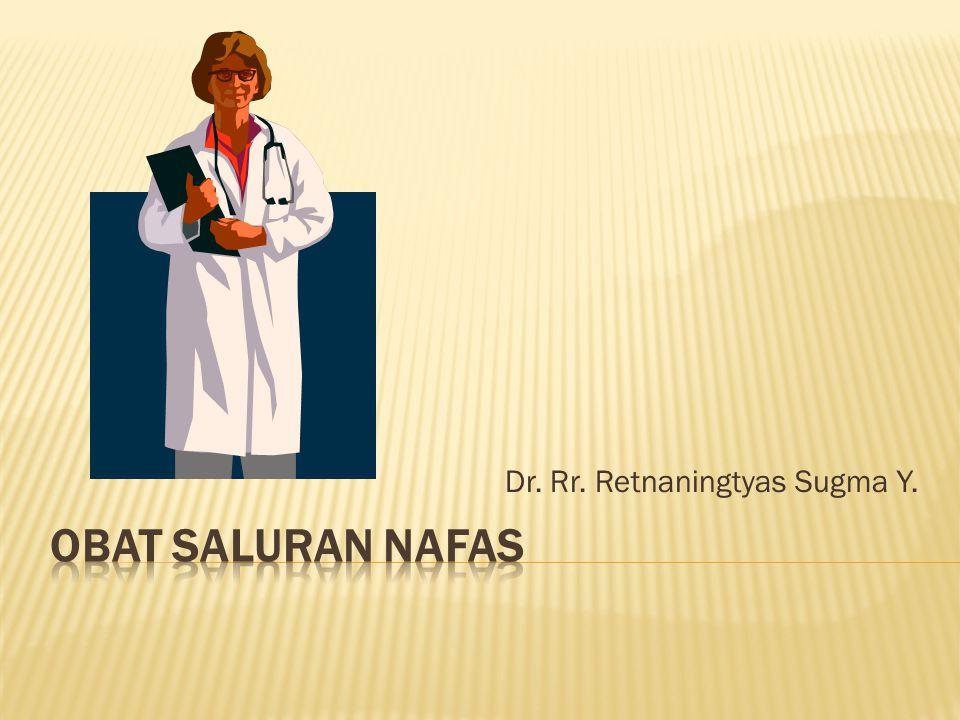 Dr. Rr. Retnaningtyas Sugma Y.