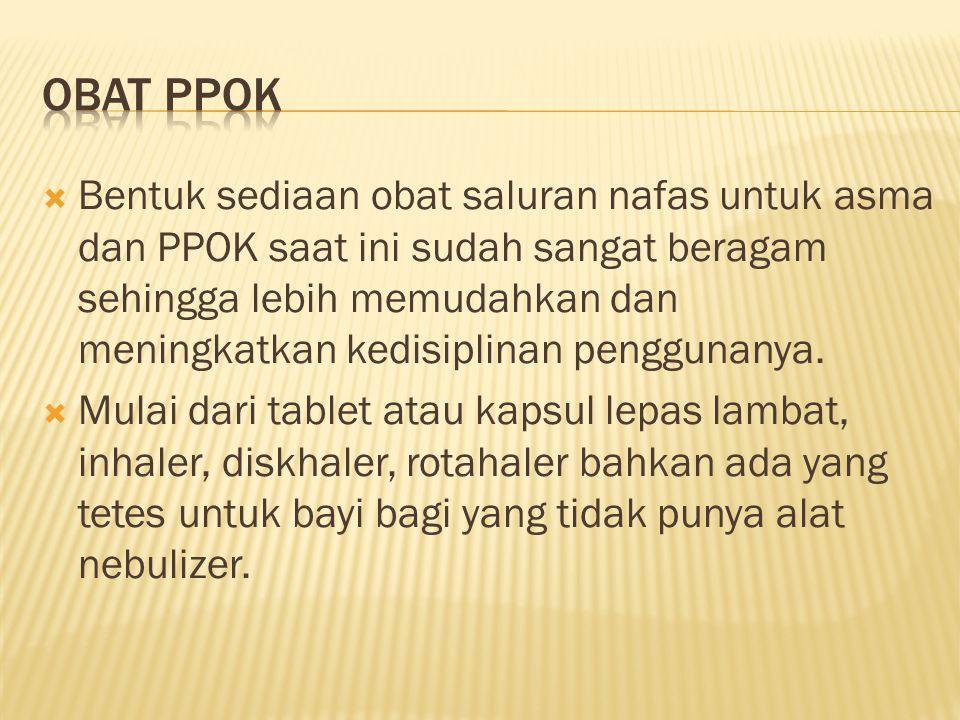 Obat ppok