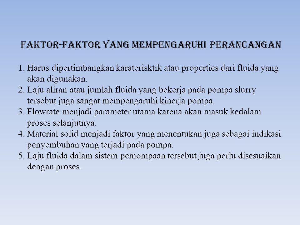 Faktor-Faktor yang mempengaruhi Perancangan 1