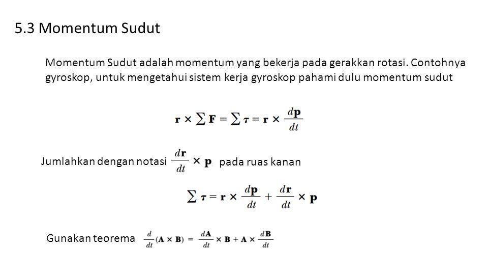 5.3 Momentum Sudut