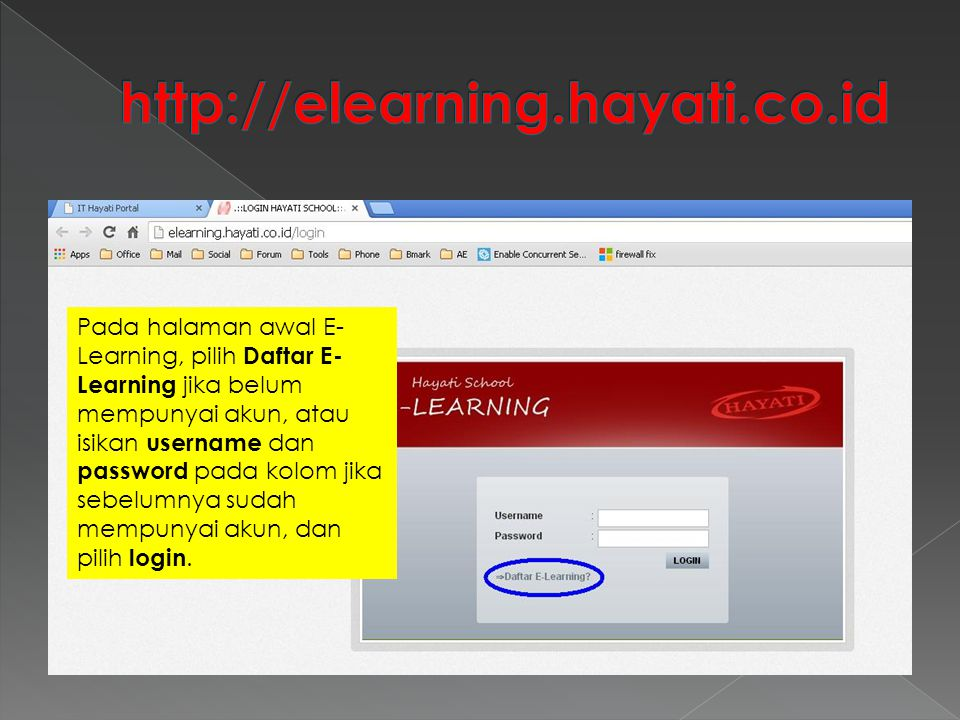 http://elearning.hayati.co.id