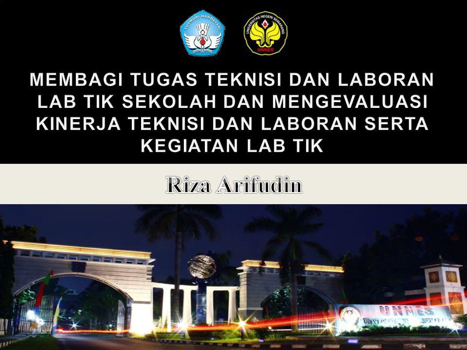 Riza Arifudin Riza Arifudin