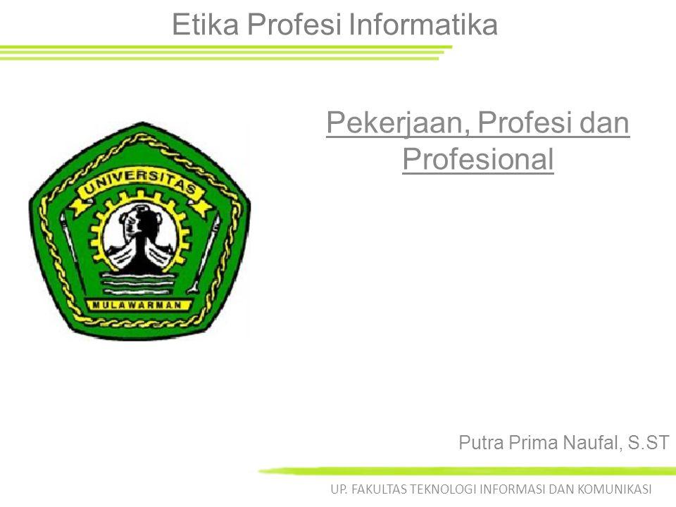 Etika Profesi Informatika