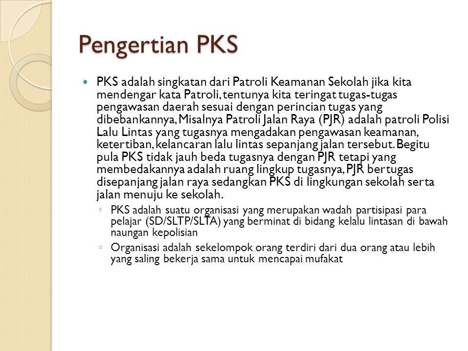 Pengertian PKS
