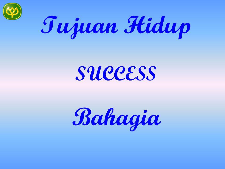 Tujuan Hidup SUCCESS Bahagia