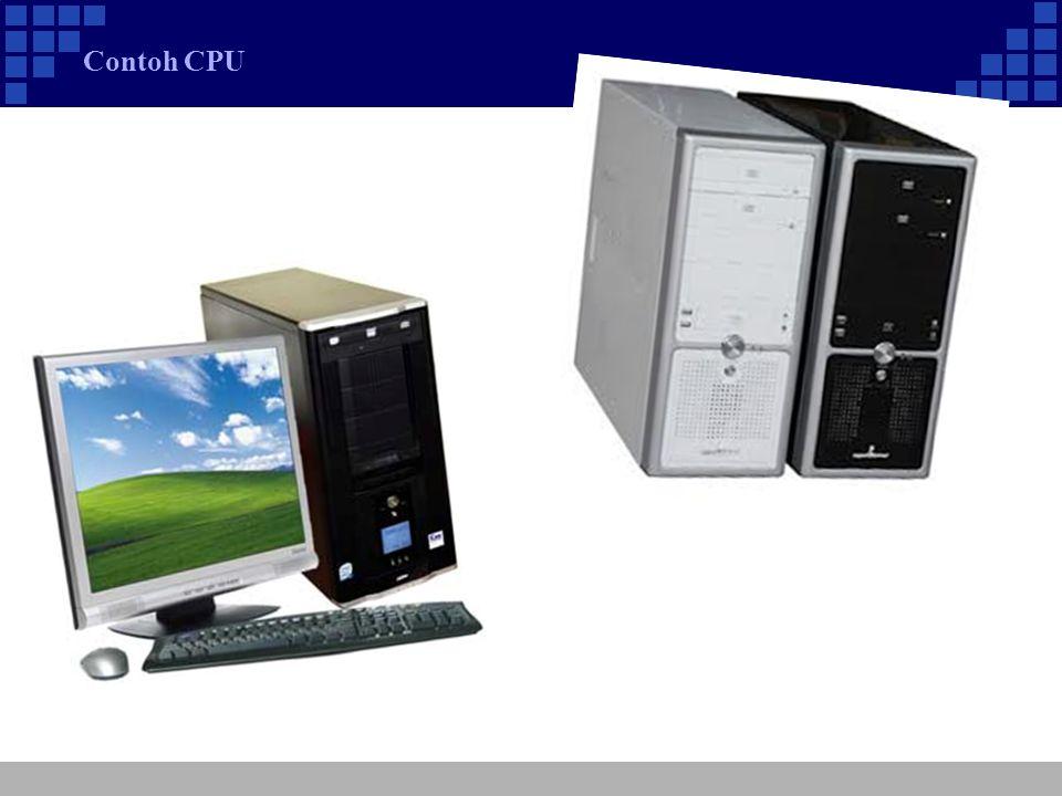 Contoh CPU