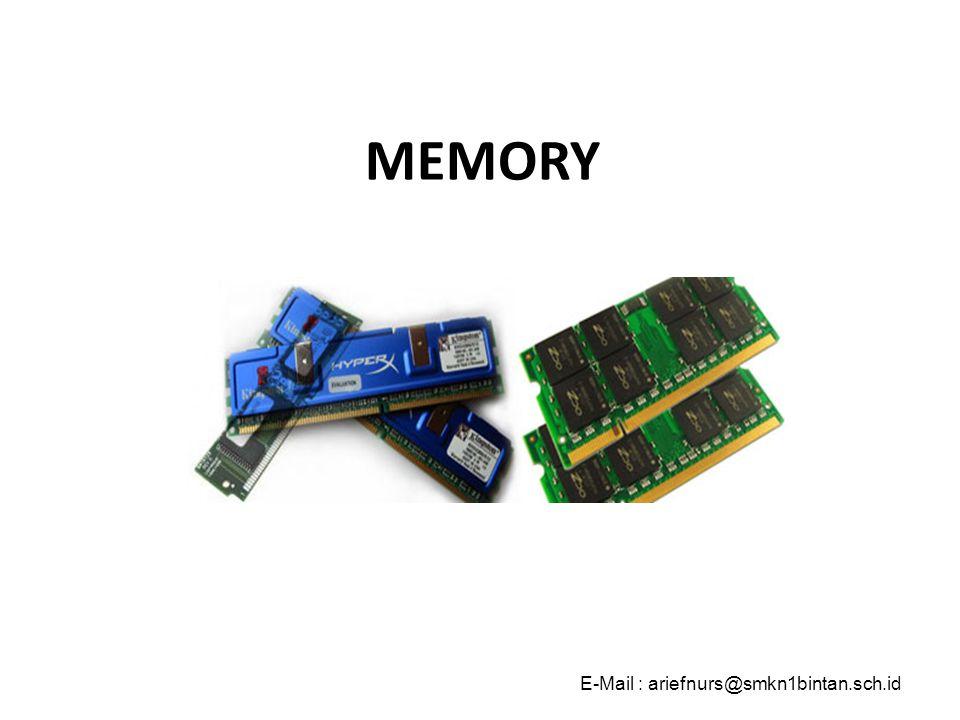 MEMORY E-Mail : ariefnurs@smkn1bintan.sch.id