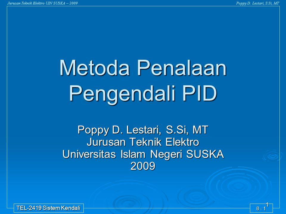 Metoda Penalaan Pengendali PID