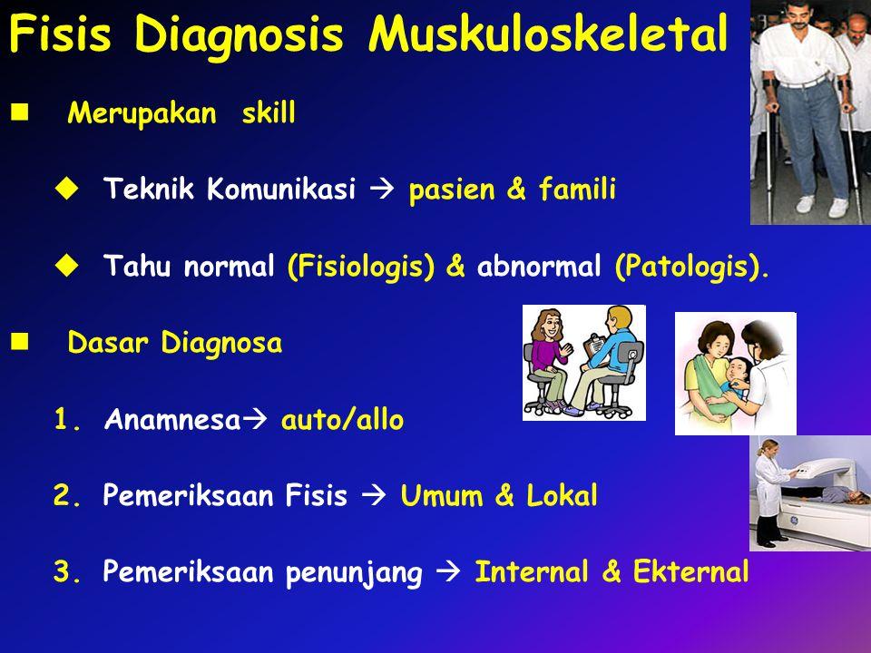 Fisis Diagnosis Muskuloskeletal