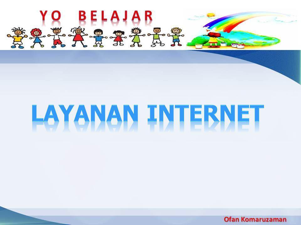 Layanan internet