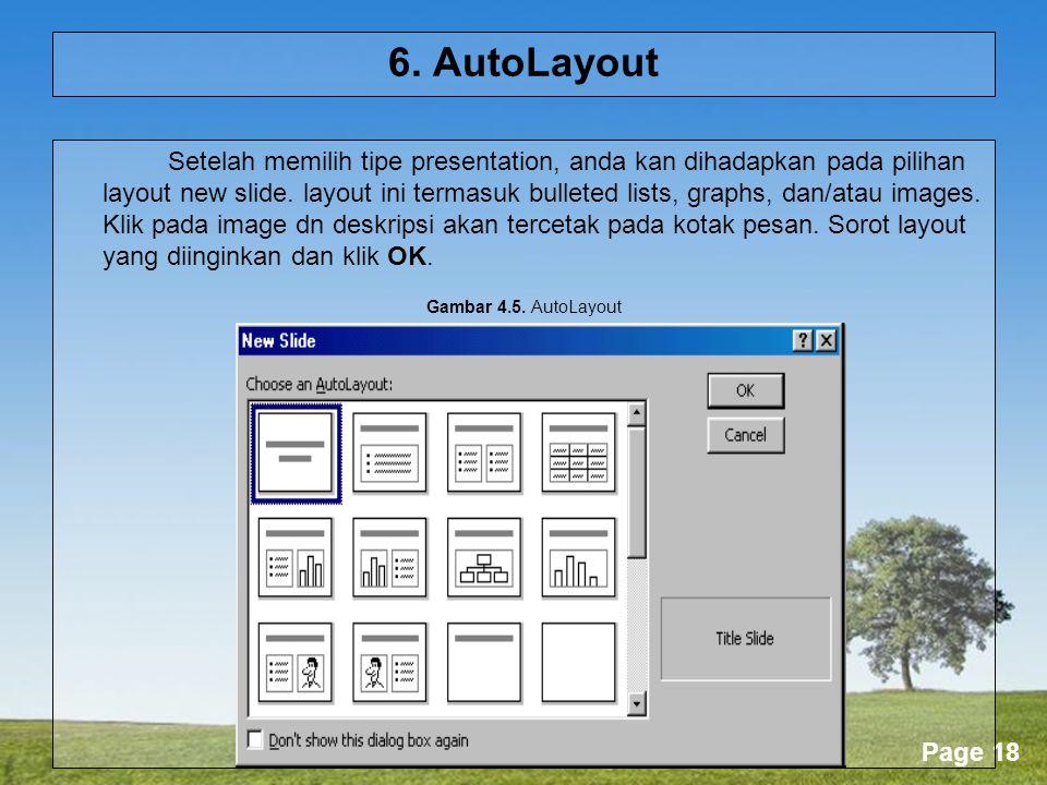 6. AutoLayout