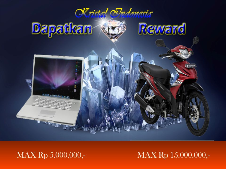 MAX Rp 5.000.000,- MAX Rp 15.000.000,-