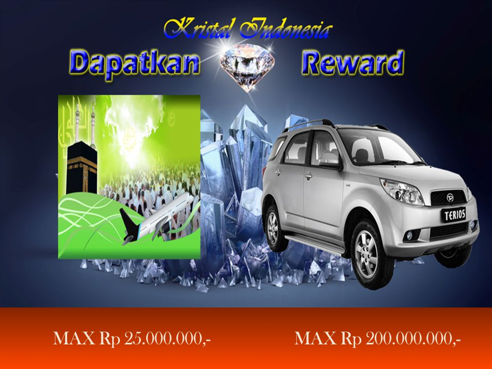 MAX Rp 25.000.000,- MAX Rp 200.000.000,-