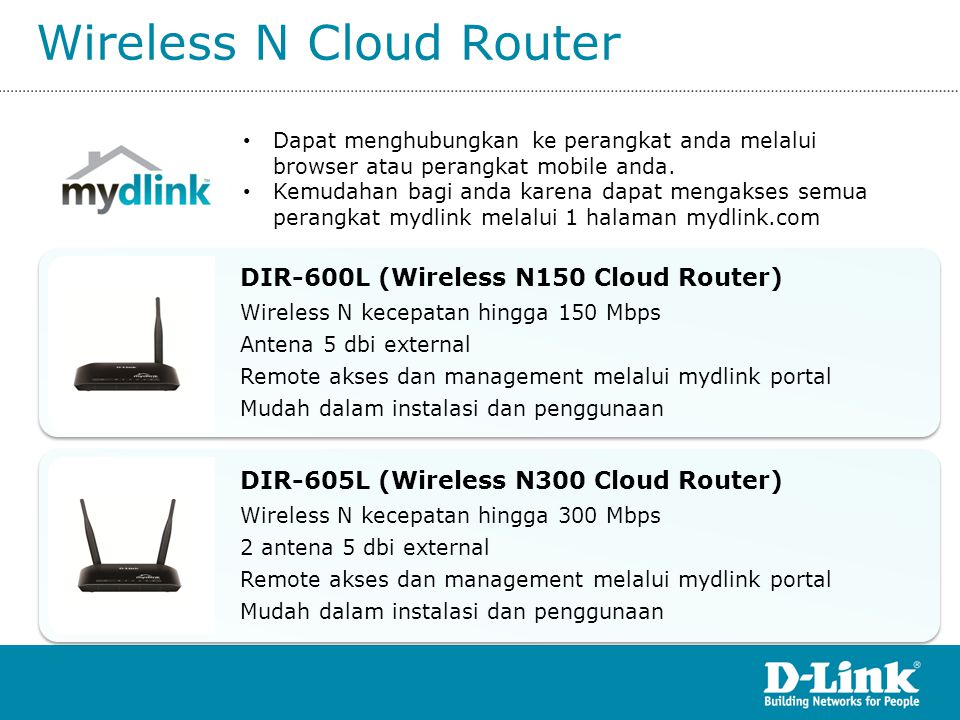 Wireless N Cloud Router