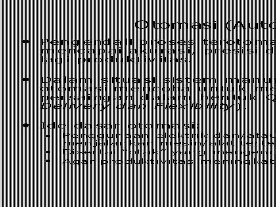 Ir.Bambang Risdianto MM Teknik Industri - UIEU