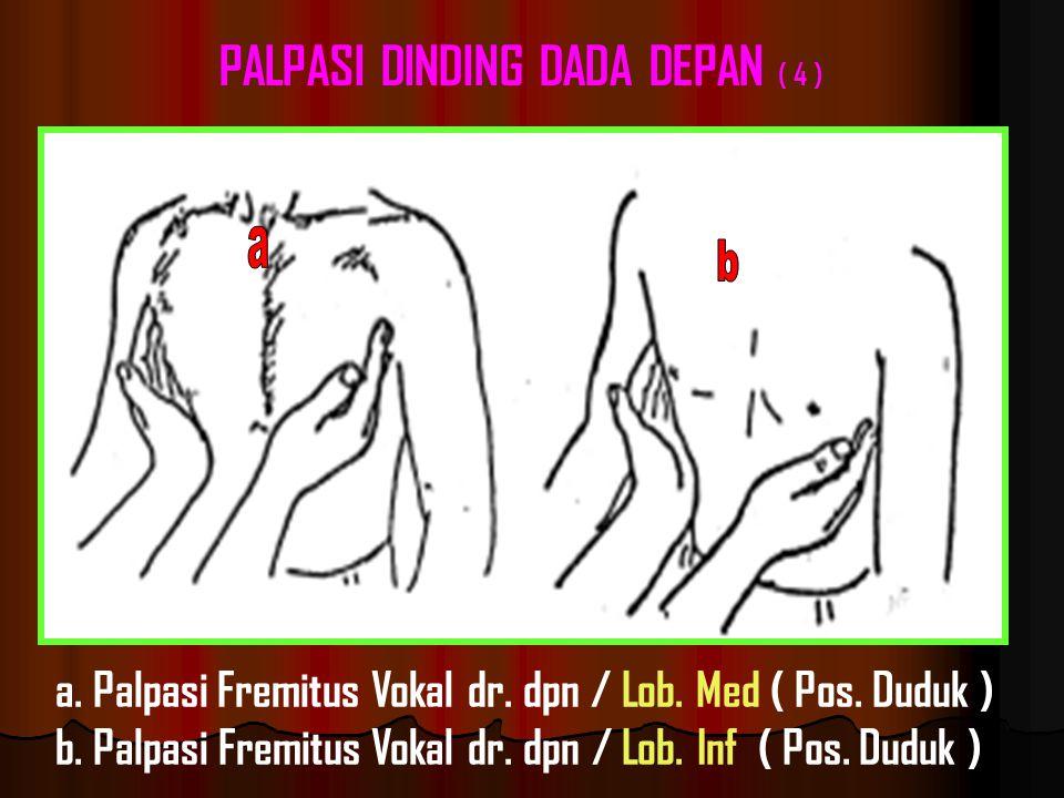 PALPASI DINDING DADA DEPAN ( 4 )