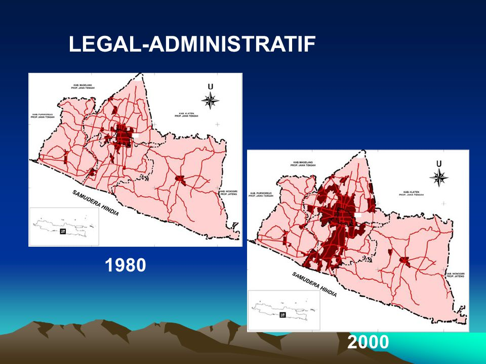 LEGAL-ADMINISTRATIF 1980 2000