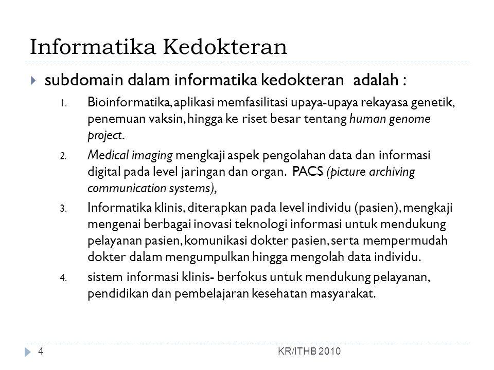 Informatika Kedokteran
