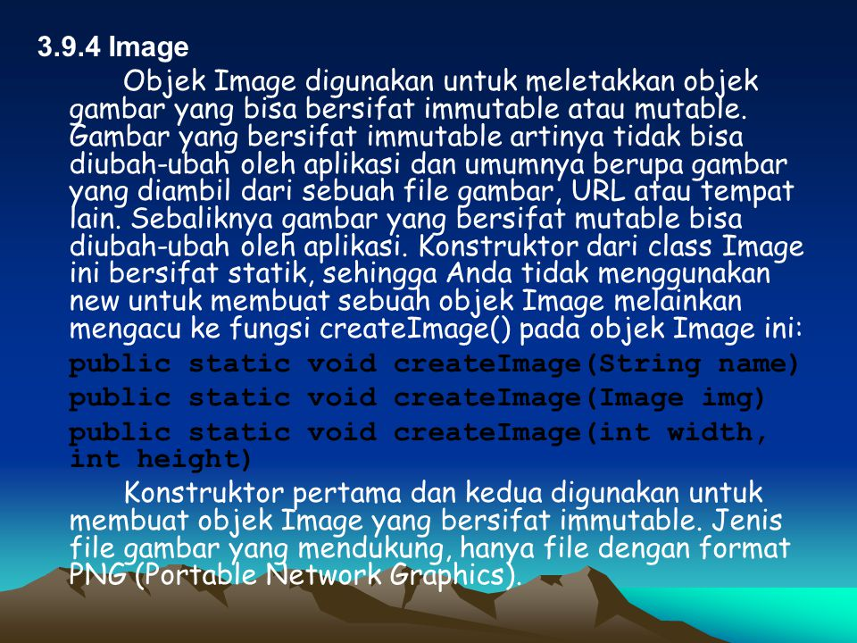 3.9.4 Image