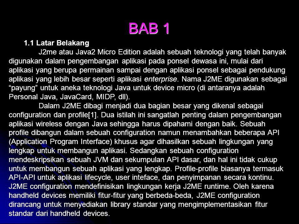 BAB 1 1.1 Latar Belakang.