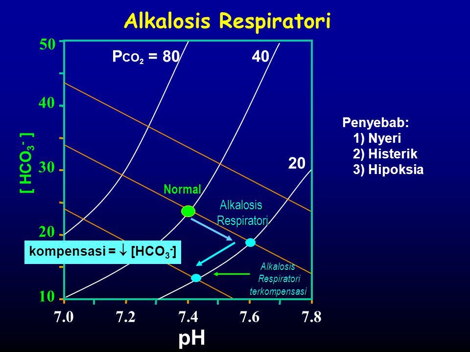 Alkalosis Respiratori