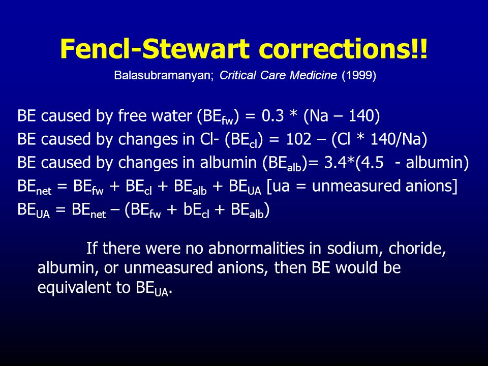Fencl-Stewart corrections!!