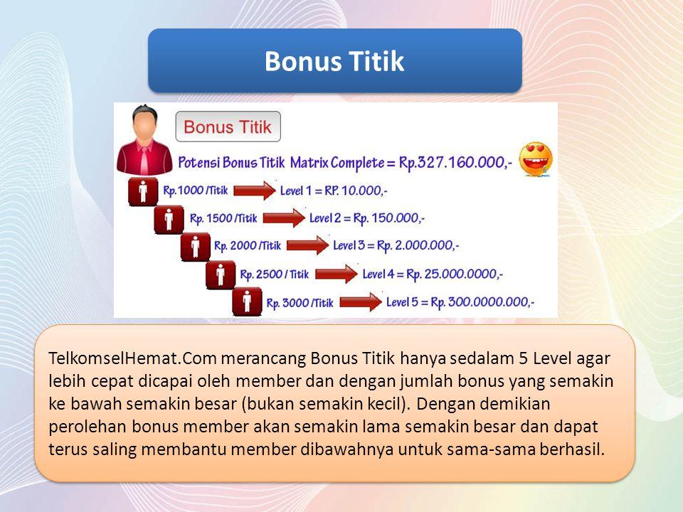 Bonus Titik