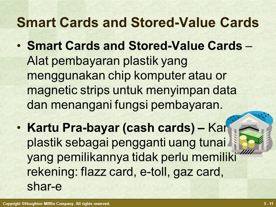 Smart Cards and Stored-Value Cards