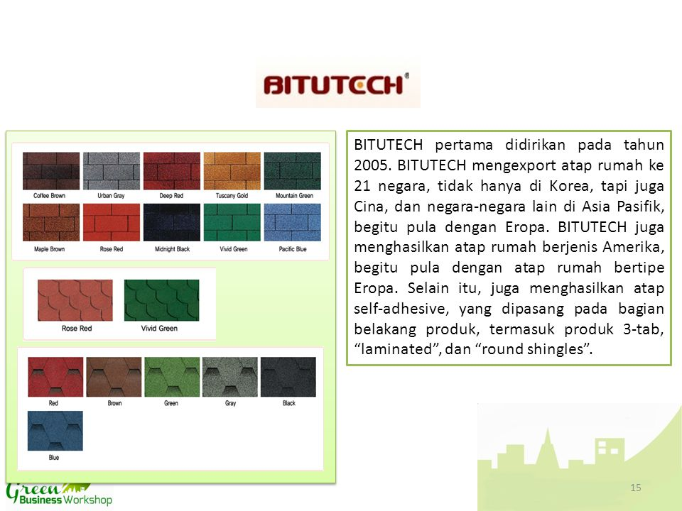 BITUTECH pertama didirikan pada tahun 2005