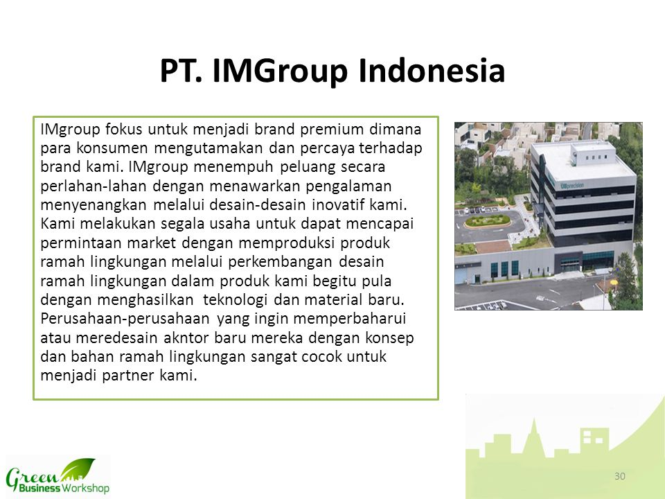 PT. IMGroup Indonesia