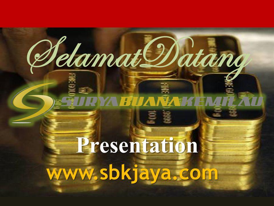 SelamatDatang Presentation www.sbkjaya.com