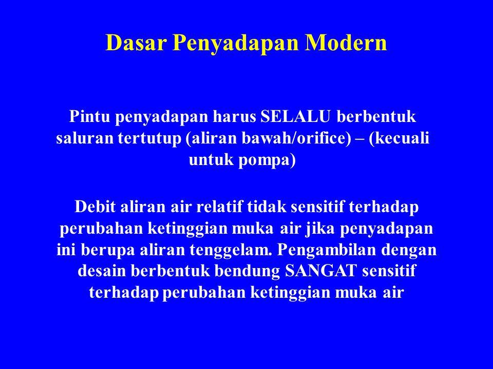 Dasar Penyadapan Modern