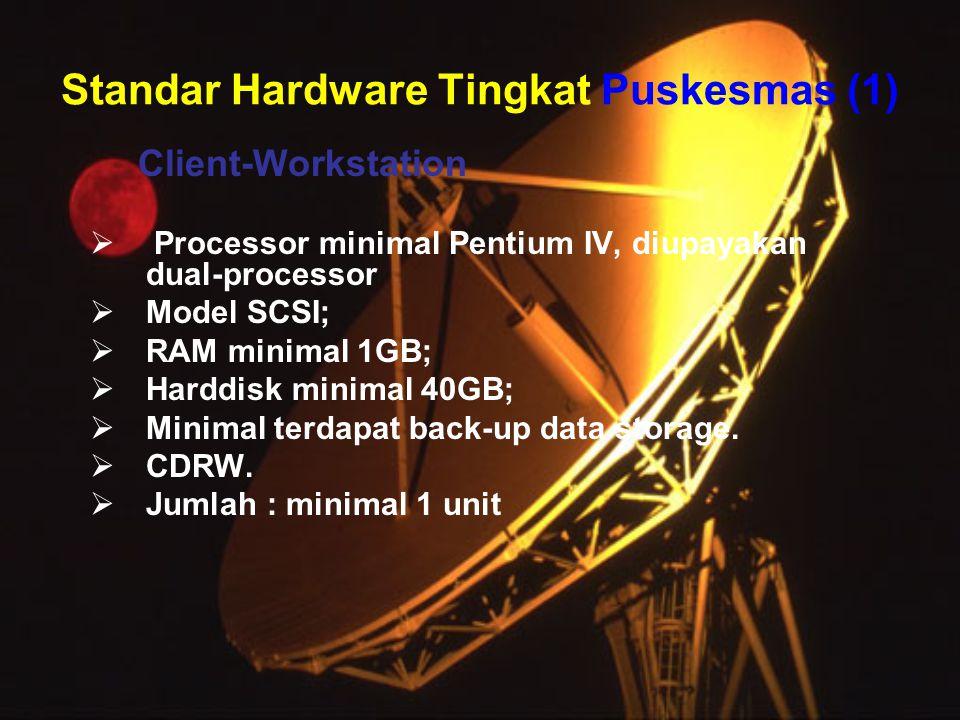 Standar Hardware Tingkat Puskesmas (1)