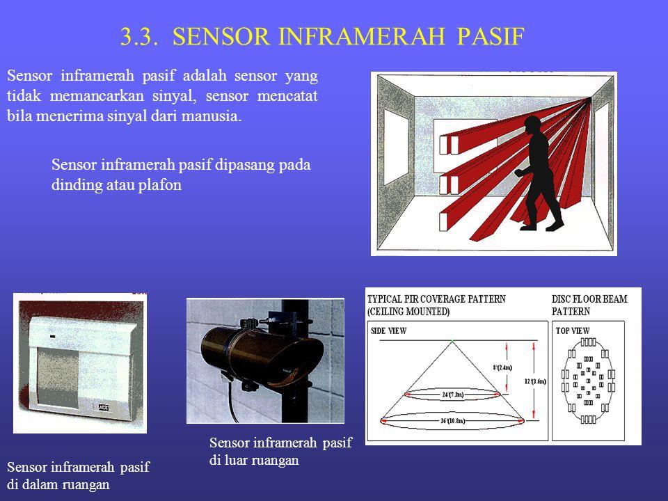 3.3. SENSOR INFRAMERAH PASIF