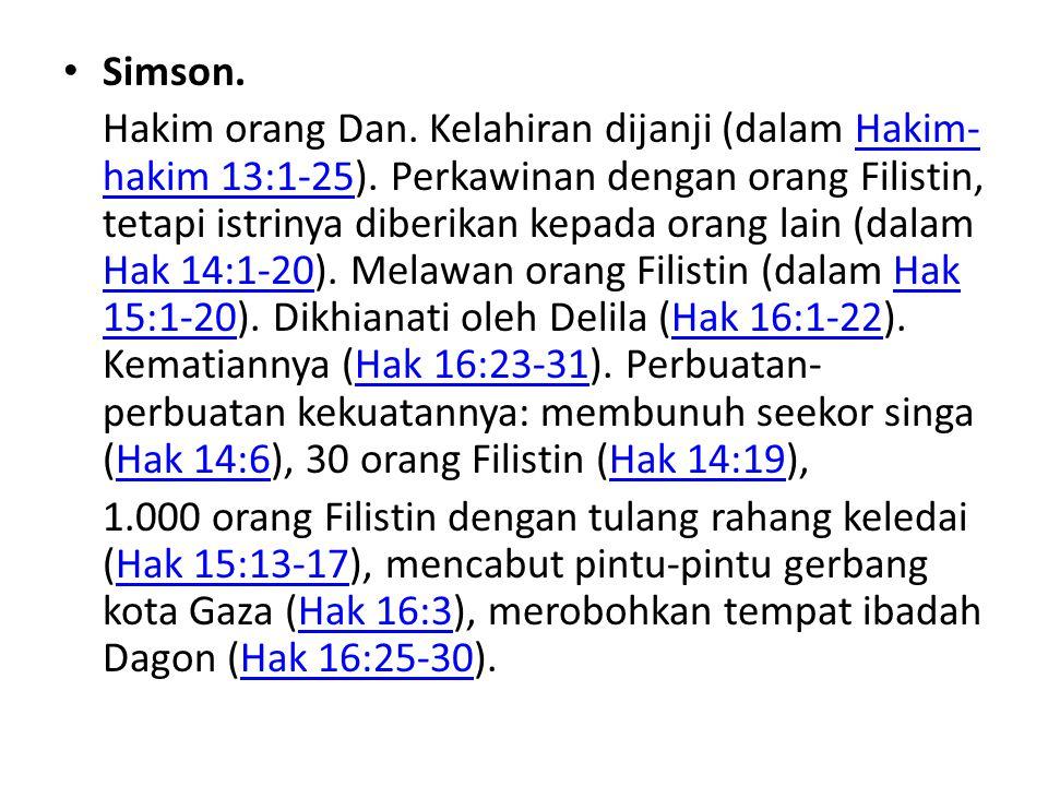Simson.