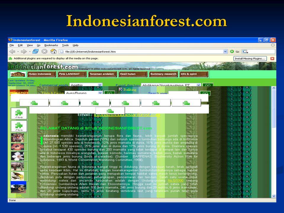 Indonesianforest.com