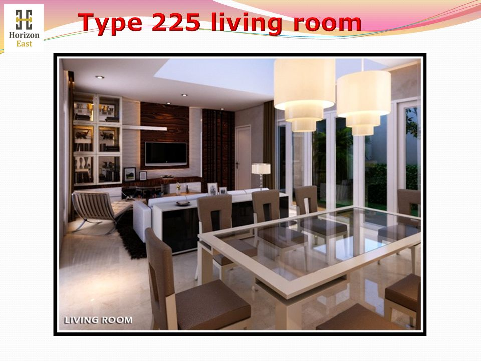 Type 225 living room