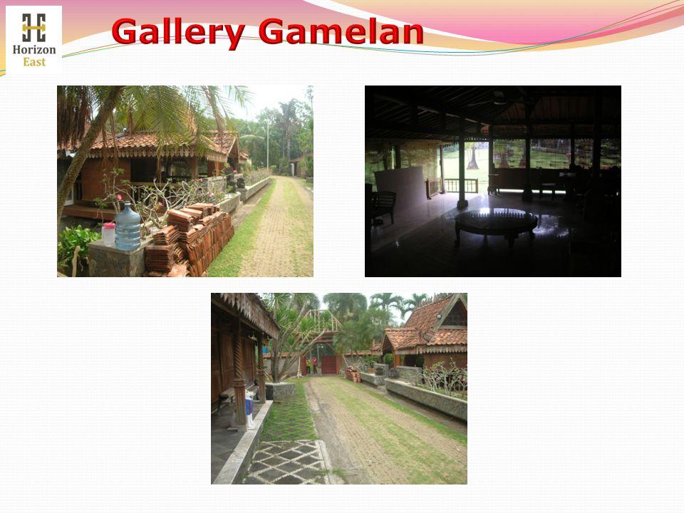 Gallery Gamelan