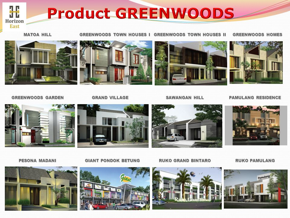 Product GREENWOODS MATOA HILL GREENWOODS TOWN HOUSES I