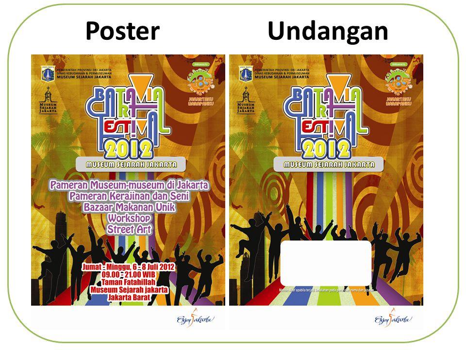 Poster Undangan