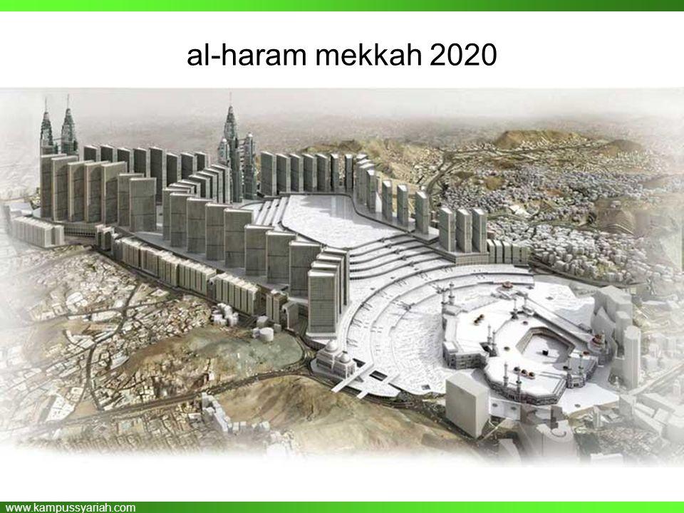 al-haram mekkah 2020