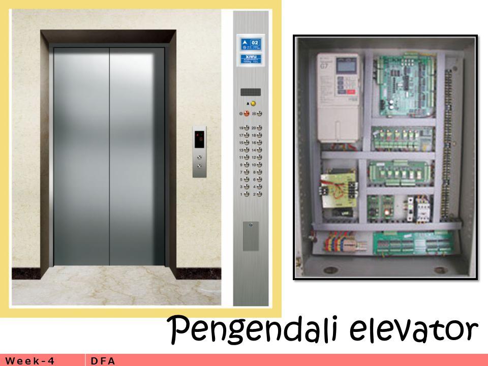 Pengendali elevator