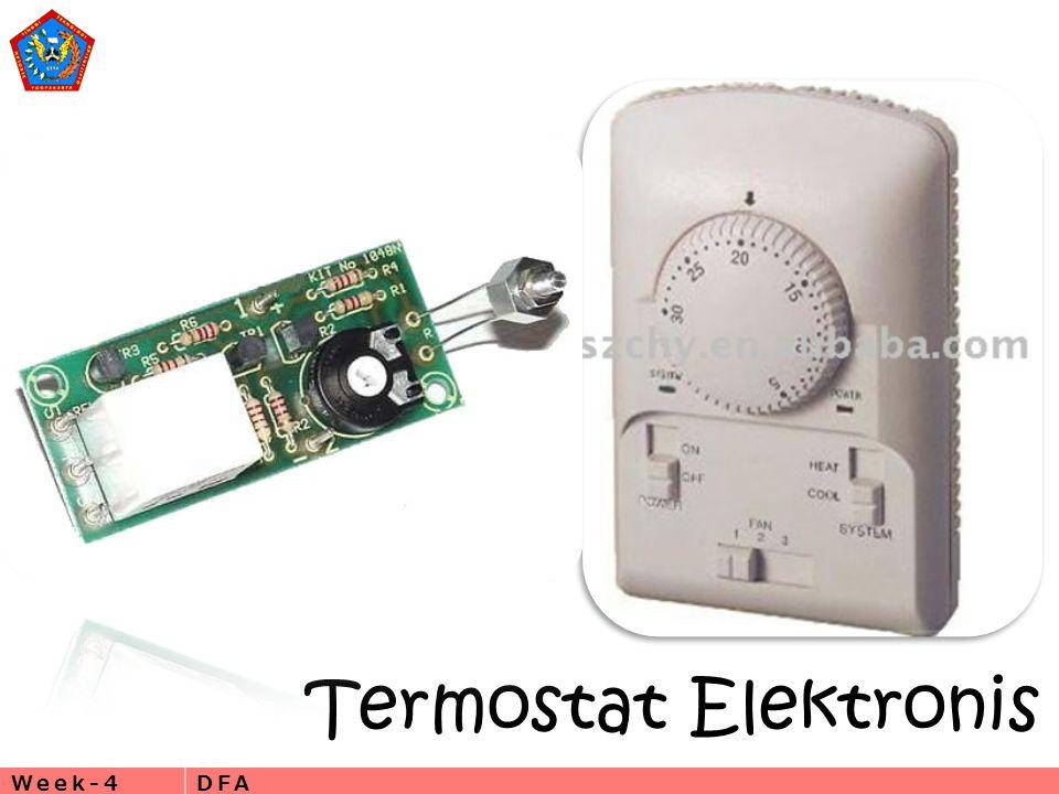 Termostat Elektronis